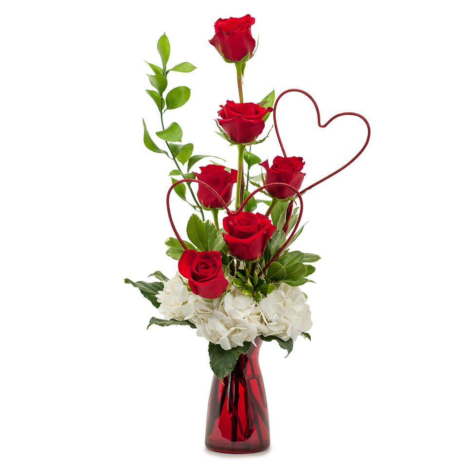 This Valentines Day Say I Love You With Beautiful Flowers