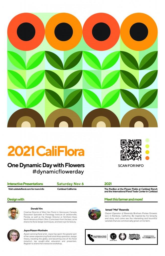 CaliFlora2021